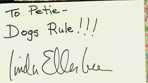 Dogs Rule Linda Ellerbee